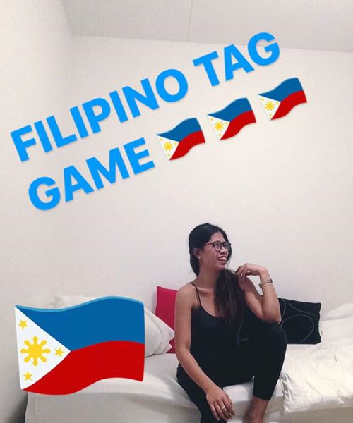 Filipino Tag Game